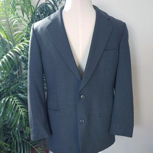 Brooks Brothers Classic Charcoal Sport Coat Sz.41R